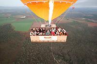 20150604 04 June Hot Air Balloon Cairns