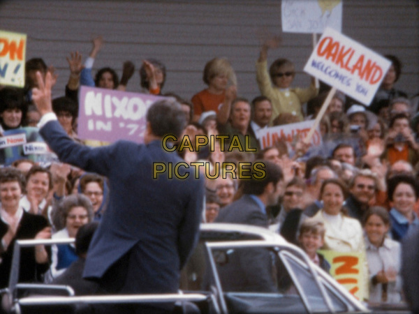 Richard Nixon<br /> in Our Nixon (2013) <br /> *Filmstill - Editorial Use Only*<br /> CAP/NFS<br /> Image supplied by Capital Pictures