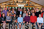 21ST: Shane Dreelan seated 4th from left Kielduff who celebrated his 21st Birthday in Stokers Lodge Tralee on Saturday night with Family and friends.........