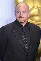***FILE PHOTO**  Louis C.K. Film Premiere Cancelled Amid Sexual Misconduct Allegations<br /> <br /> HOLLYWOOD, CA - FEBRUARY 28: Louis C.K. attending The 88th Annual Academy Awards - Press Room at the Dolby Theatre in Hollywood, California on February 28th, 2016.   <br /> CAP/MPI/RTNSAD<br /> &copy;RTNSAD/MPI/Capital Pictures