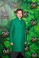 LONDON, ENGLAND - JANUARY 10: Sally Phillips attending 'Cirque du Soleil - OVO' at the Royal Albert Hall on January 10, 2018 in London, England.<br /> CAP/MAR<br /> &copy;MAR/Capital Pictures