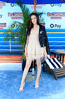 "LOS ANGELES - JUN 30:  Lilimar Hernandez at the ""Hotel Transylvania 3: Summer Vacation"" World Premiere at the Village Theater on June 30, 2018 in Westwood, CA"