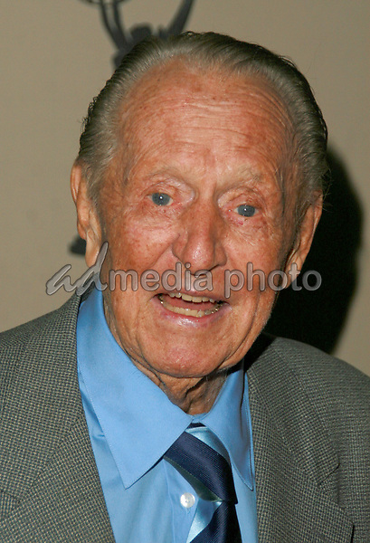 "12 October 2006 - North Hollywood, California - Art Linkletter. The Academy Of Television Arts and Sciences celebrates ""60 Years: A Retrospective Of Television and the Television Academy held at the Academy's Leonard H. Goldenson Theatre. Photo Credit: Charles Harris/AdMedia"