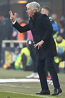 Gian Piero Gasperini Atalanta<br /> Bergamo 26-12-2018  Stadio Atleti Azzurri d'Italia <br /> Football Campionato Serie A 2018/2019 <br /> Atalanta - Juventus<br /> Foto Cesare Purini / Insidefoto