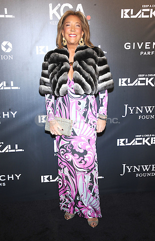 New York, NY- October 30: Denise Rich attends Keep a Child Alive's 11Annual Black Ball at Hammerstein Ballroom on October 30, 2014 in New York City. Credit: John Palmer/MediaPunch