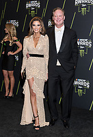 LAS VEGAS, NV - NOVEMBER 30: Amy France and Brian France arriving to the 2017 NASCAR Sprint Cup Awards at The Wynn Hotel & Casino in Las Vegas, Nevada on November 30, 2017. Credit: Damairs Carter/MediaPunch /NortePhoto NORTEPHOTOMEXICO