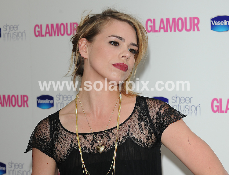 **ALL ROUND PICTURES FROM SOLARPIX.COM**.**WORLDWIDE SYNDICATION RIGHTS**.inside arrivals at the Glamour Women of the Year Awards 2010. Held in Berkley Square, London, UK. 8 June 2010..This pic: Billie Piper..JOB REF: 11427 SSD    DATE: 08_06_2010.**MUST CREDIT SOLARPIX.COM OR DOUBLE FEE WILL BE CHARGED**.**MUST NOTIFY SOLARPIX OF ONLINE USAGE**.**CALL US ON: +34 952 811 768 or LOW RATE FROM UK 0844 617 7637**