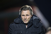 Wycombe Wanderers Manager Gareth Ainsworth during the Sky Bet League 2 match between Dagenham and Redbridge and Wycombe Wanderers at the London Borough of Barking and Dagenham Stadium, London, England on 9 February 2016. Photo by Andy Rowland.