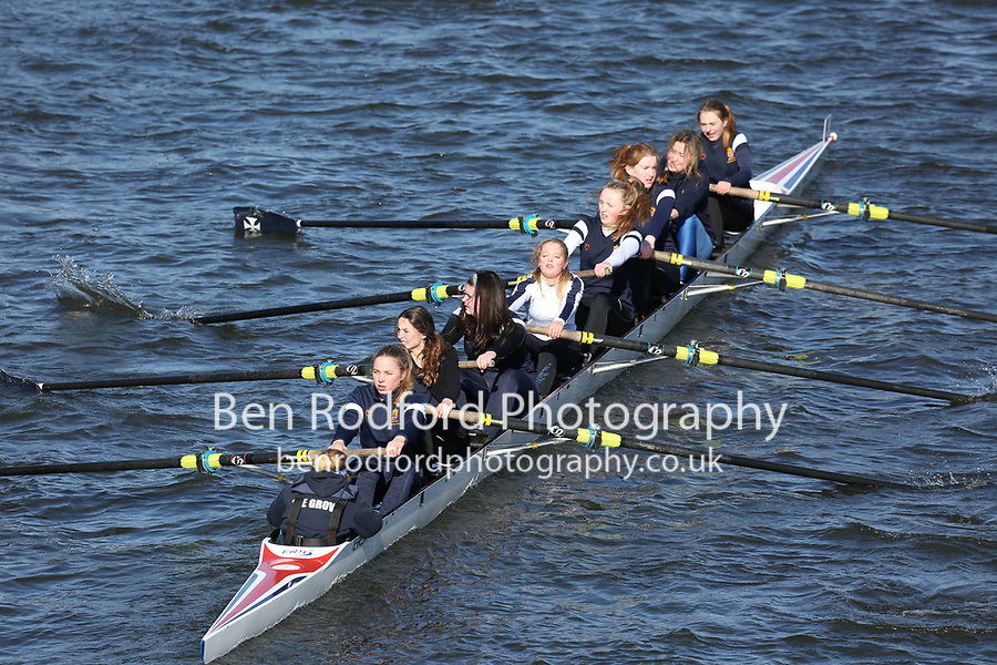 Crew: 8   Royal Shrewsbury School Boat Club   SHR-DEE   W.Beginner.8+<br /> <br /> Head of the Trent 2018<br /> Division 2<br /> <br /> To purchase this photo, or to see pricing information for Prints and Downloads, click the blue 'Add to Cart' button at the top-right of the page.