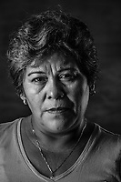 Cristina Sanchez Hern&aacute;ndez, 50, stands for a portrait on July 26, 2016 in Texcoco, Mexico. A decade after two-dozen women were sexually assaulted and beaten by police following protests outside of Mexico City, an international human rights commission is demanding a full investigation into the officials responsible for the incident and its potential cover-up, including the president of the country, Enrique Pena Nieto, who was the state governor at the time.<br /> My kids were severely affected by what happened, they were emotionally destabilized by it. My son, who was 8 at the moment become aggressive, and hold on to the purpose of becoming a lawyer, when I was in jail he used to say he would let me out&hellip; due to all of what we went through. He used to be such a quiet, nice boy.  <br /> My youngest daughter was very destabilized as well because she suffered the anguish of knowing we didn&rsquo;t have any money to get me out of prison, she used to draw policemen with arms and blood all over.. she was 6 years old then. <br /> I feel let down by my government, and still can&acute;t believe they would send a convoy of policeman to attack us, to teach us a lesson of that magnitude, without payin attention of who were they beating and taking. <br /> We had nothing to do with it, me and my husband were going to the market to buy groceries.<br /> Once on the truck I was tortured by the police officers, forced to sing songs, and if they didn&rsquo;t like it they would smash my head with the nightstick and at some point my forehead cracked open.  The baton punches would go directly to the ribs. <br /> Right beside me another woman was forced to give oral sex to an officer.<br /> When we got to prison I wasn&rsquo;t really worried because I knew I had nothing to do with the Atenco resistance movement, I thought it had been a mistake and that I would be released immediately. But I stayed 11 days in prison. <br /> <br /> When we hid inside the house, along with a bunc