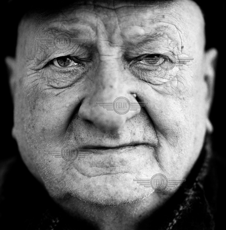 """Nikolay Gavrilov (born 1922), a Russian veteran of World War II (WW2)..""""When I left school, I wanted to start a career in the Red Army.  I was accepted at the artillery college and did my officer training there.  On the day the Germans invaded Russia, I was standing in the kitchen making breakfast for myself.  Suddenly a German plane flew over.  He kept circling above the barracks.  We were so shocked that we forgot to shoot at him."""".""""Later we were sent to Kiev.  We were completely surrounded by Germans there.  We couldn't hold our position.  The Germans dropped messages from the planes saying: 'Go home, and you'll be well treated.' The Ukrainians among us did go home, but I fled.  Completely alone, I walked through the woods to Kursk.  I was picked up there by Russian troops and transferred to Smert Shpionam ('Death to Spies').  They blamed me for running away instead of shooting myself.  A Russian officer doesn't run away, but fights to the death or commits suicide. If you don't, you're a coward.  My career was finished after that.  I received no more promotions and was not allowed to become a member of the Communist Party.  After the war, I stayed in the army for another two years, but there was no future in it any more.  I resigned and joined the civil service.""""... CHECK with MRM/FNA"""