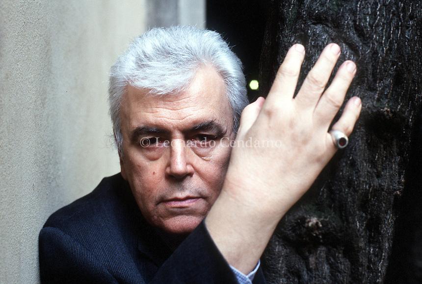 2000: LUIGI BALDACCI WRITER © Leonardo Cendamo