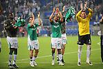 Fussball 1.BL 2007/2008: Hamburger SV - SV Werder Bremen