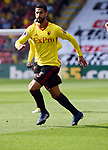 Miguel Angel Britos of Watford during the premier league match at the Vicarage Road Stadium, Watford. Picture date 26th August 2017. Picture credit should read: Robin Parker/Sportimage