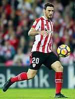 Athletic de Bilbao's Aritz Aduriz during La Liga match. October 28,2017. (ALTERPHOTOS/Acero) /NortePhoto.com