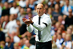 Reading manager Jaap Stam applauds his players during the SkyBet Championship Play Off Final match at the Wembley Stadium, England. Picture date: May 29th, 2017.Picture credit should read: Matt McNulty/Sportimage