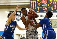 Linden vs Sayreville boys basketball - 02/11/16