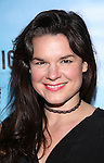 Leslie McDonel attends the Broadway Opening Night performance for 'Significant Other' at the Booth Theatre on March 2, 2017 in New York City.