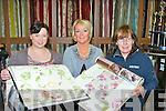 Tara Collins, Lorraine Flanagan and Carol Carey in the newly refurbished interior design department in Corcoran's furniture Killarney