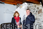 Willie and Carrie Kelly from Ballyroe enjoying a spooky spooktacular evening in Bella Bia on Friday.