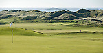 PORTRUSH - Hole 14. ROYAL PORTRUSH GOLF CLUB. The Dunluce Championship Course.COPYRIGHT KOEN SUYK