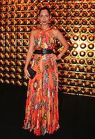 SAO PAULO, SP, 24 DE JANEIRO 2012 - SPFW  - MOVIMENTACAO - A atriz Camila Pitanga  durante a São Paulo Fashion Week 2012, no predio da Bienal, no Parque do Ibirapuera, na zona sul de Sao Paulo, nesta terca-feira, 24. (FOTO: MILENE CARDOSO - NEWS FREE).