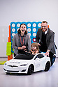 12/11/19<br /> <br /> L/R:  Helen Rawnsley (Corporate Partnerships Officer), and John Berry (WPD) with Erin Graham at the wheel of the Tesla.<br /> <br />  Jon Berry from WPD's Innovation Team presents Birmingham Children's Hospital with a model electric Tesla car.<br /> <br /> <br /> All Rights Reserved: F Stop Press Ltd.  <br /> +44 (0)7765 242650 www.fstoppress.com