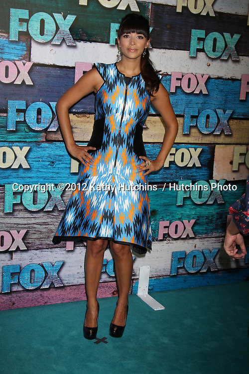 LOS ANGELES - JUL 23:  Hannah Simone arrives at the FOX TCA Summer 2012 Party at Soho House on July 23, 2012 in West Hollywood, CA