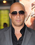 Vin Diesel<br />  at The Universal Pictures' World Premiere of Riddick held at The Westwood Village in Westwood, California on August 28,2013                                                                   Copyright 2013 Hollywood Press Agency