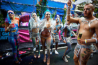 Sydney Mardi Gras 2014 Inside Story, Getting ready