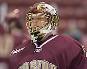 Cory Schneider - The Boston College Eagles defeated the Providence College Friars 4-1 on Saturday, January 7, 2006, at Schneider Arena in Providence, Rhode Island.