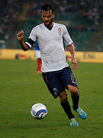 Marco Parolo  during the  friendly  soccer match,between Italy  and  France   at  the San  Nicola   stadium in Bari Italy , September 02, 2016<br /> <br /> amichevole di calcio tra le nazionali di Italia e Francia