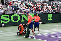 AMBIENCE<br /> Tennis - Sony Open - ATP-WTA -  Miami -  2014  - USA  -  22 March 2014. <br /> &copy; AMN IMAGES