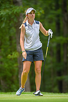 Luna Sobron Galmes (ESP) watches her tee shot on 11 during round 2 of the U.S. Women's Open Championship, Shoal Creek Country Club, at Birmingham, Alabama, USA. 6/1/2018.<br /> Picture: Golffile | Ken Murray<br /> <br /> All photo usage must carry mandatory copyright credit (&copy; Golffile | Ken Murray)