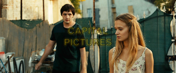 Karim Leklou<br /> in Coup de chaud (2015) <br /> *Filmstill - Editorial Use Only*<br /> CAP/NFS<br /> Image supplied by Capital Pictures