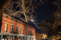 Moon Over Savannah