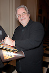 MATT GROENING. Attendees to the 37th Annual Annie Awards Gala at Royce Hall on the UCLA campus. Los Angeles, CA, USA. February 6, 2010.