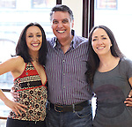 Natascia Diaz, Robert Cuccioli & Tamra Hayden.at the Actor's Fund Benefit Rehearsal for 'CHESS' on 7/20/2012 in New York City.  ***EXCLUSIVE***