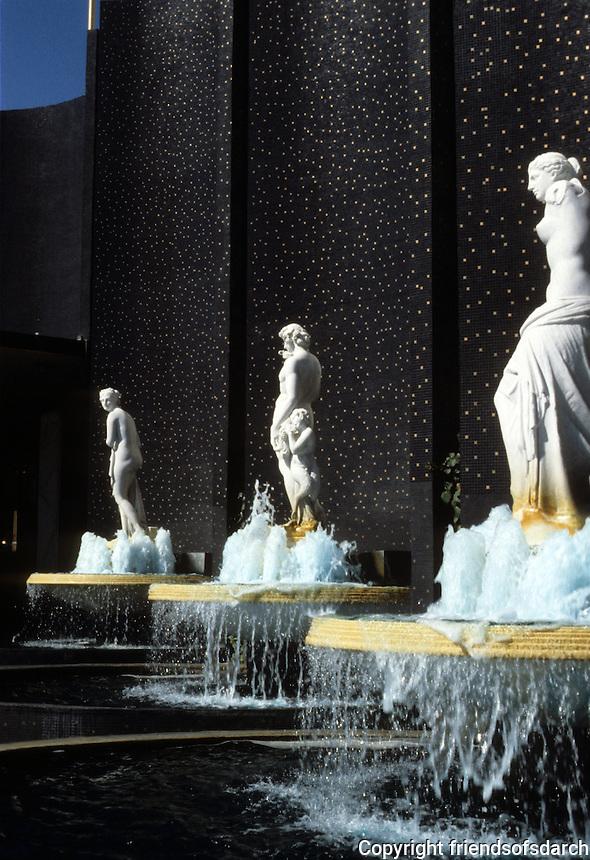 Las Vegas: Caesar's Palace--Replicas.