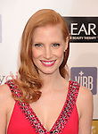 SANTA MONICA, CA - JANUARY 10: Jessica Chastain arrives at the 18th Annual Critics' Choice Movie Awards at The Barker Hanger on January 10, 2013 in Santa Monica, California.