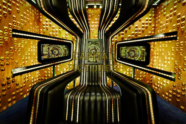Diary Room chair in Celebrity Big Brother - Summer 2014<br /> *Editorial Use Only*<br /> CAP/NFS<br /> Image supplied by Capital Pictures