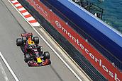 May 28th 2017, Monaco; F1 Grand Prix of Monaco Race Day;  Daniel Ricciardo - Red Bull Racing RB13