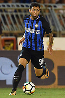 Gabriel Barbosa Gabigol Inter <br /> San Benedetto del Tronto 06-08-2017 <br /> Football Friendly Match  <br /> Inter - Villarreal Foto Andrea Staccioli Insidefoto