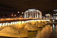 La Samaritaire department store Pont Neuf Paris..©shoutpictures.com.john@shoutpictures.com