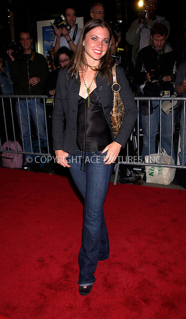 WWW.ACEPIXS.COM . . . . . ....NEW YORK, APRIL 6, 2005....Rachel Krupa at the 'Loverboy' premiere at the 10th Annual Gen Art Film Festival held at the Ziegfeld Theater.....Please byline: KRISTIN CALLAHAN - ACE PICTURES.. . . . . . ..Ace Pictures, Inc:  ..Craig Ashby (212) 243-8787..e-mail: picturedesk@acepixs.com..web: http://www.acepixs.com