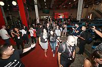 SAO PAULO,SP, 12.02.2019 - CAMPUS-PARTY -  Movimentação durante o primeiro dia da Campus Party Brasil 2019 na manhã desta terça-feira (12) Expo Center Norte na zona norte de Sao Paulo.<br /> (Foto: Fabricio Bomjardim / Brazil Photo Press)