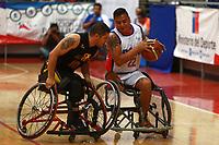 Paralímpico 2017 Basquetbol Final Dach vs Alpos