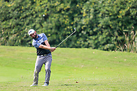 Andy Sullivan (ENG) on the 8th during the 2nd round at the WGC HSBC Champions 2018, Sheshan Golf CLub, Shanghai, China. 26/10/2018.<br /> Picture Fran Caffrey / Golffile.ie<br /> <br /> All photo usage must carry mandatory copyright credit (&copy; Golffile | Fran Caffrey)