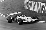 Emerson Fittipaldi BRSCC Rothmans Trophy Brands Hatch 1971.