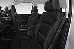 Front seat view of a 2015 Chevrolet Tahoe 2WD LT 5 Door SUV